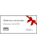 Vouchers 1000 CZK