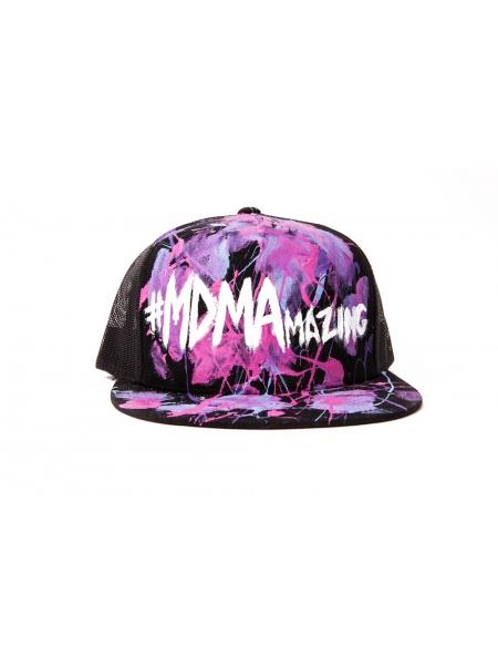 MDMA X GRU Snapback