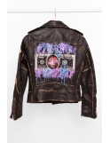 MDMA X GRU Leather Jacket