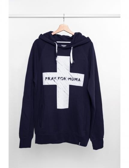 Hoodie Pray for MDMA nova