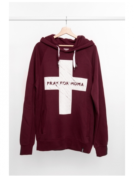 Hoodie Pray for MDMA test