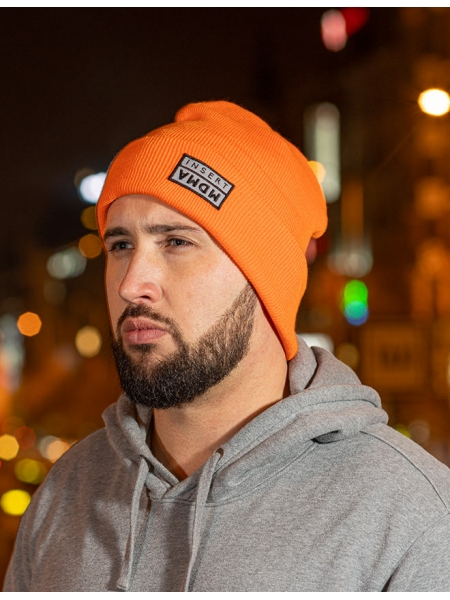 Beanie Insert orange