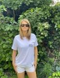 Bílé tričko dámské