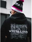 Mikina White lines